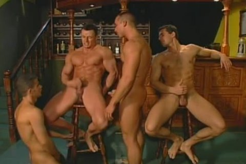 Bikers bunch-sex - Scene two