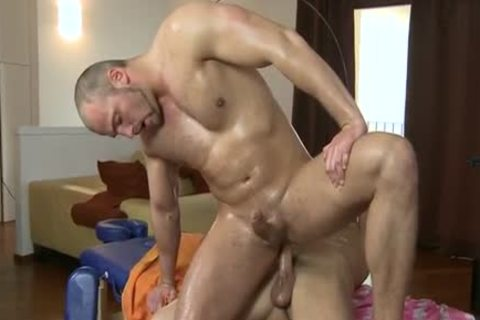 Porno homo chap likes Massages And biggest 10-Pounder