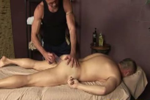 daddy Marco Sensual Massage