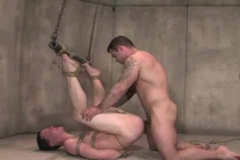tied Patient acquires banged In The ass