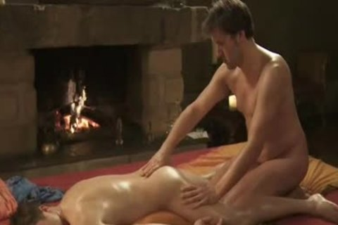 Intimate Prostate Massage For Healing Fro