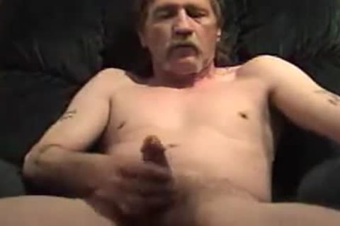 older Wanker Cumming