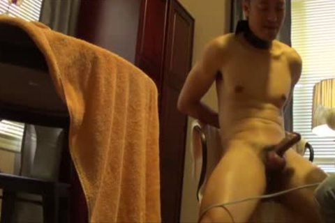 oriental Buddy Is fastened, Edged And Milked Dry.  Remember To much loved If you Like So Others Can discover The clip scene.