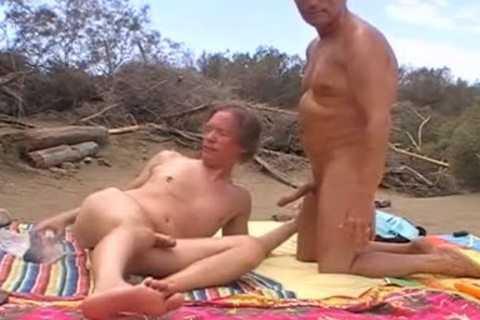 When The Sun Burns Down In The Dunes Of Maspalomas, We Usually acquire appealing, No Matter If Anyone Is Around Or Passing By. I Love To Feel My Husbands cock In My Hungry butthole When that chap Breeds Me. So I cant assist But Shooting My Load When