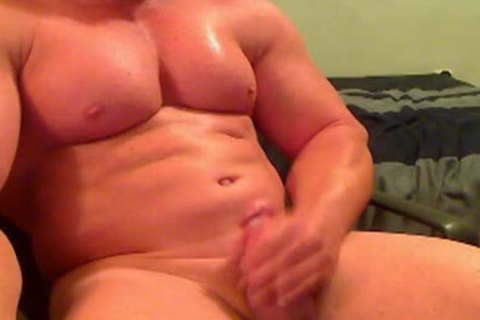 biggest Bodybuilder web camera