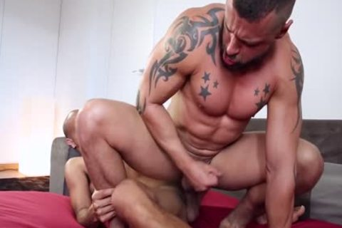 Antonio Biaggi And David Avila enjoy Sex jointly