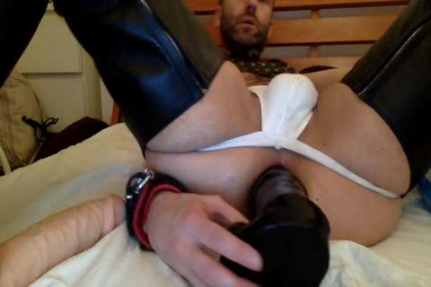 Here I'm widening My Legs Wide Open So A adorable Fucker Can nail Me With His raw jock.  that man too Shoves Some biggest Dildos In There And His Hand Often Slips Inside Too.    I Hope Plenty Of boyfrends Watching This Will Feel Their pen