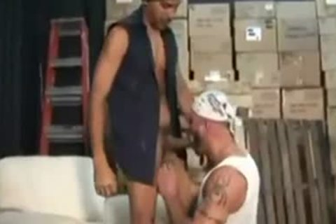 outstanding ANTONIO WANKS,FACEFUCKS THEN coarse BREEDS daddy CUNSLUT