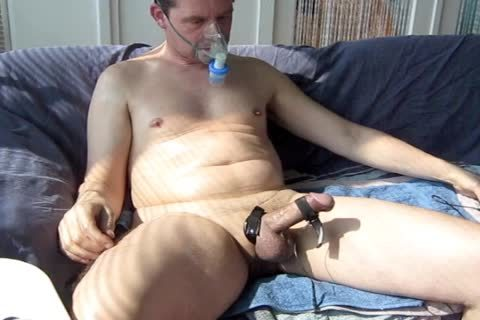 Electro Stimulation And Pissing Masturbation And recent Poppers (colt And Rush)