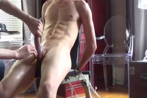 I Think I Have A recent twink!  twenty one Year daddy guy And this man likes Sir Training His weenie For Him.   ;)