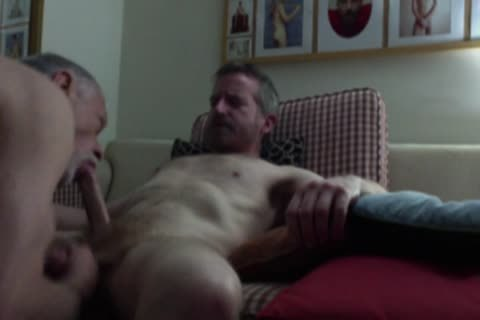 excited old lad Stops By For A Cocksucking And Breeding Session.