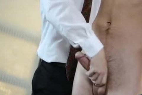 Elder Harward Inspection (nude)