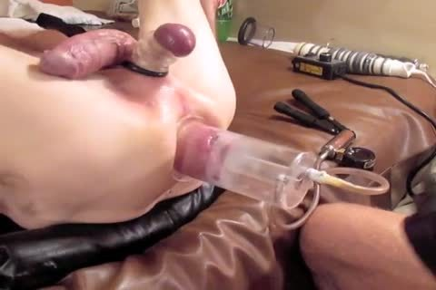 My recent Cylinder Arrived Just In Time For BrianStout To Take It Or Me On it is Maiden trip On 9-16-15.  admirable Experience With The Pricey sextoy, And a lot of Fisting Of My Engorged  Prolapse After An Hour Of Being Pumped. cant expect To Have gr