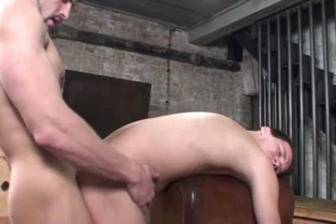 Two homosexual boyfrends Who one as well as the other have a joy Domination
