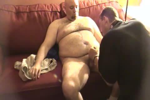 My Daddy Met This Furry Trucker Daddy Who Wanted To Work Me Over. No sex ball goo discharged But Still moist lovely.