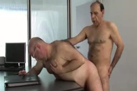 Grandpas nailing - Male Porn clips, Male