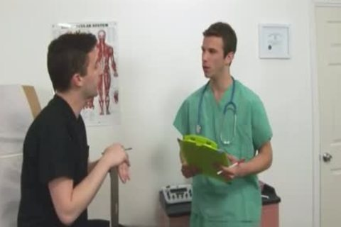 undressed Doctors 10-Pounder pics homo that twink Lower His face aperture Down And