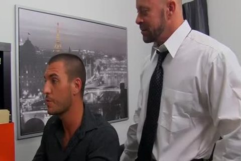 The Office Cant Handle Sex Crazed Casey Williams And Parker