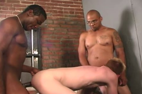 White twink acquires hammered In The Prison By Blacks