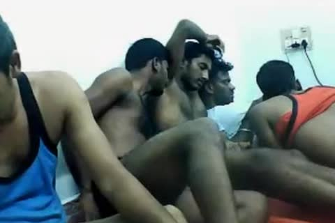 bushy Indian Hunks On web camera