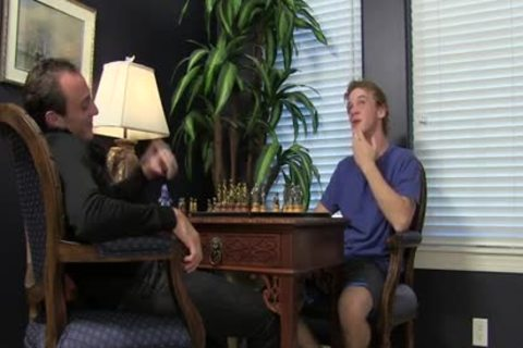 Donny Froza Checkmates Jacob Durham For undressed