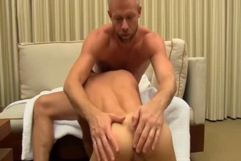 Andy Taylor receives A massive ramrod In His kinky butthole