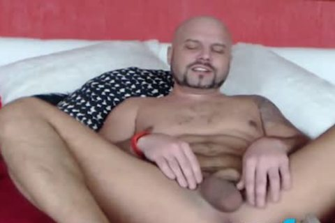Fetish guy CBT Ball Punching And Gaping pooper Play