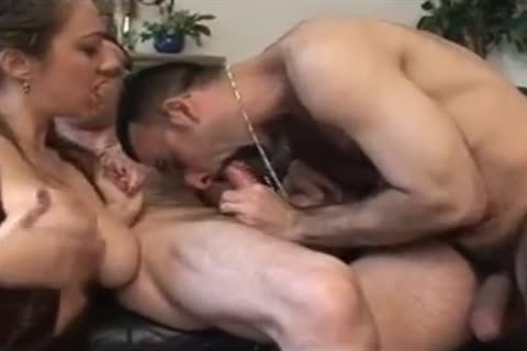 Two French bisex boyz With Marie Lynne