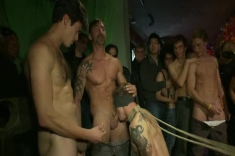 bondage With Audience Participation