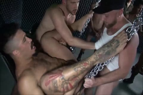 bareback - The humongous gang bang - II