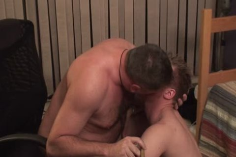 Daddy acquires Serviced whilst Smoking
