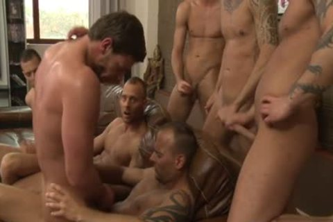 large 10-Pounder gay anal nail And sex cream flow