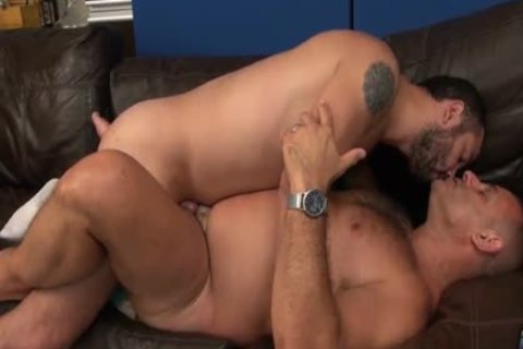 Daddy Luar gets pounded By Lautaro