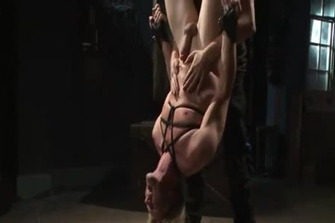 fine Cop tied & Tormented