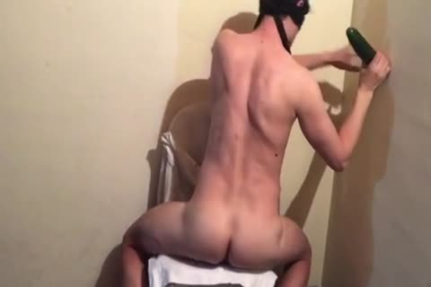 twink pounding By A gigantic sextoy. bizarre Painfully Prostate orgasm