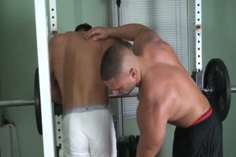 1-16 3 Muscle bound And Worshipped