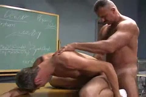 Mark West And His Student