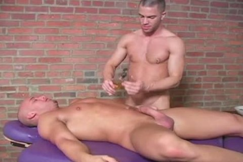 Zack And Jake Tyler Have A dirty Massage