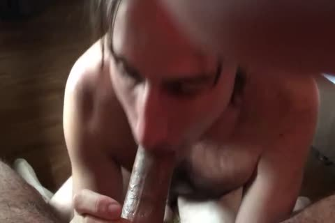 engulfing A petite Uncut cock For A big Load!