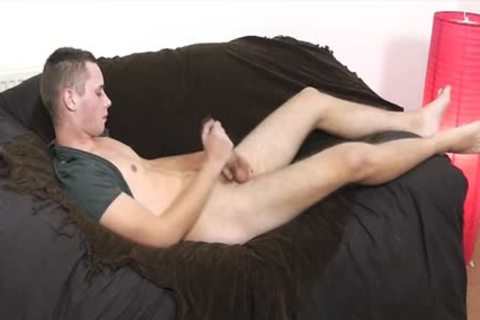 slim wild Uncut twink Wanks His weenie