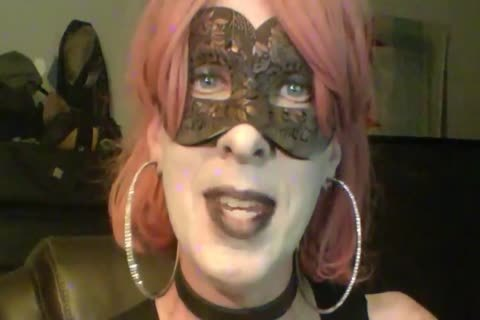 delicious Dancing Goth Cd cam Show Part 2 Of 2