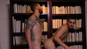 May I Join you ? - Johnny Rapid and Brad Powers massive pecker Sex