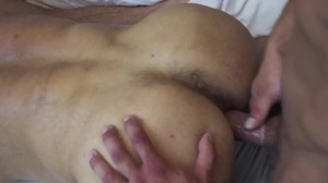 Daddy acquires Seconds - William Seed & Jack Kross pooper slam