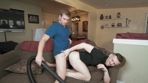 Getting A VJ - Connor Maguire & Jacob Peterson large penis nail