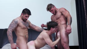 Hide And seek Uncut - William Seed & Ryan nails blowjob Hook up