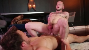 Home Service - Trevor lengthy, Colton Grey oral job Hook up