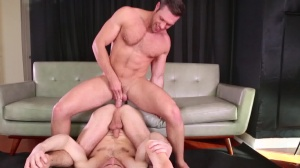 Mix It Up - Dylan Knight and Alex Mecum butthole hammer
