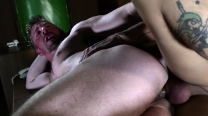 The Law Of males - Mickey Taylor with Scott Hunter pooper Love