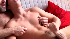 Neighbors - Dirk Caber with Dylan Drive butthole nail
