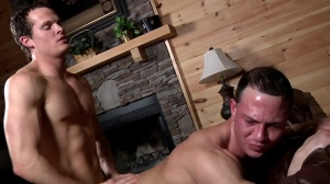 Aaron's First Time - Aaron Anderson, Liam Rosso ass Hook up